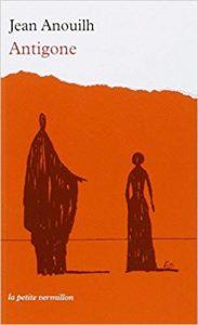 Book Club le Gratin Antigone Jean Anouilh